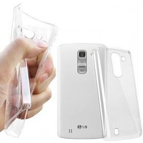 LG Spirit silikon skal transparent