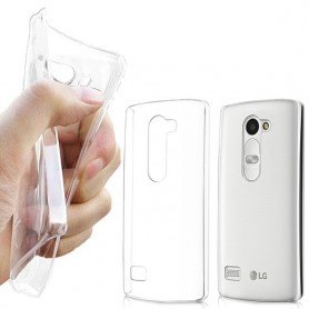 LG Leon silikon skal transparent