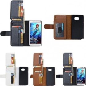 Multiplånbok 7 kort Galaxy Note 5