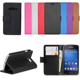 Mobilplånbok Galaxy Trend 2 Lite