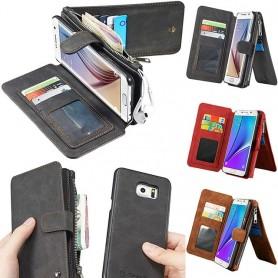 Multiplånbok 14-kort Galaxy Note 5