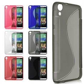 S Line silikon skal HTC Desire 820