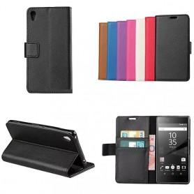 Mobilplånbok Sony Xperia Z5 Premium