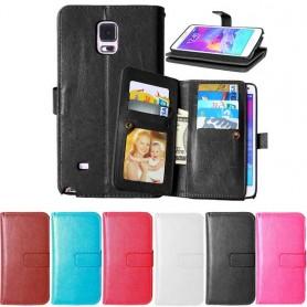Dubbelflip Flexi Galaxy Note 4