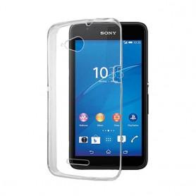 Clear Hard Case Sony Xperia E4G