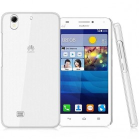 Clear Hard Case Huawei Ascend G620S