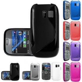 S Line silikon skal Nokia 302
