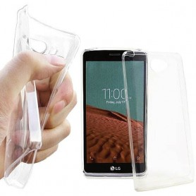 LG Bello 2 Silikon Transparent