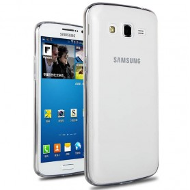 Galaxy Grand 2 Silikon Transparent
