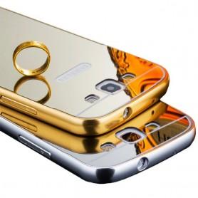 Aluminium spegel skal Galaxy S3