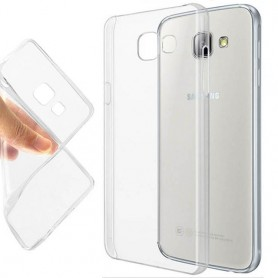 Galaxy A5 (2016) Silikon skal Transparent