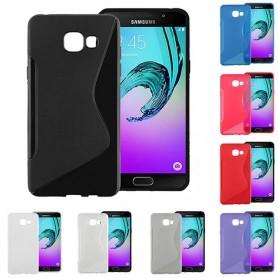 S Line silikon skal Galaxy A5 (2016)