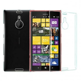 Clear Hard Case Nokia Lumia 1520