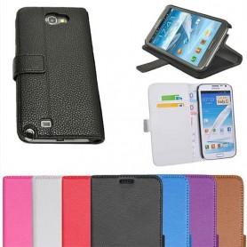 Plånboksfodral Galaxy Note 2