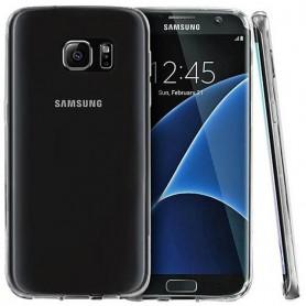 Clear Hard Case Samsung Galaxy S7 Edge
