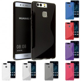 S Line silikon skal Huawei P9