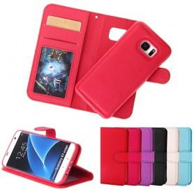 Magnetisk Mobilplånbok Galaxy S7 Edge