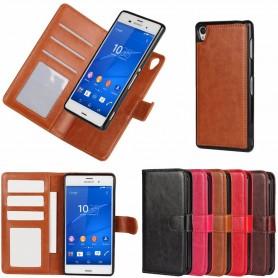 MOVE Magnetisk mobilplånbok 2i1 Sony Xperia Z3