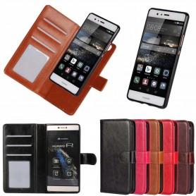 MOVE Magnetisk mobilplånbok 2i1 Huawei P8