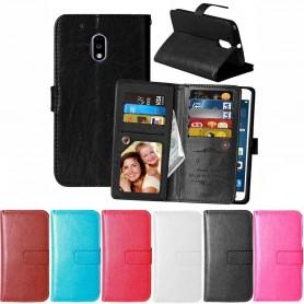 Dubbelflip Flexi Motorola Moto G4 Play
