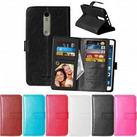 Dubbelflip Flexi 9-kort Motorola Moto X Force XT1580