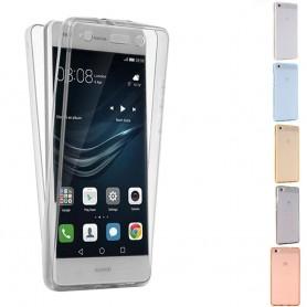 360 heltäckande silikon skal Huawei P9 Lite