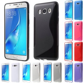 S Line silikon skal Huawei Honor 8