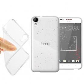 HTC Desire 825 Silikon skal Transparent