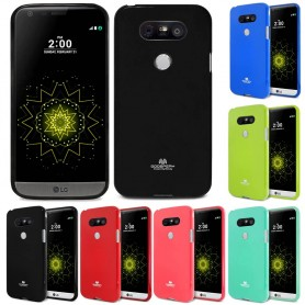 Mercury Jelly Case LG G5