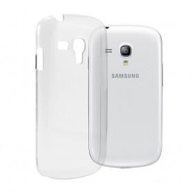 Clear Hard Case Samsung Galaxy S3 mini