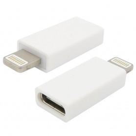 Adapter Lightning Hane till USB Typ C Hona