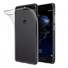 Huawei P10 Plus silikon skal transparent