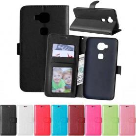 Mobilplånbok 3-kort Huawei Honor 5X