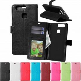 Mobilplånbok 3-kort Huawei P9