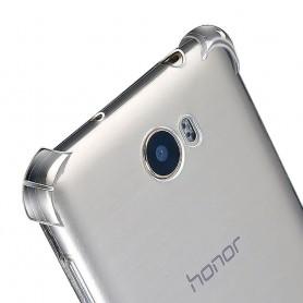 Huawei Y5 II, Y6 II Compact shockproof silikon skal