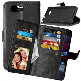 Dubbelflip Flexi Sony Xperia Z3 Compact D5803