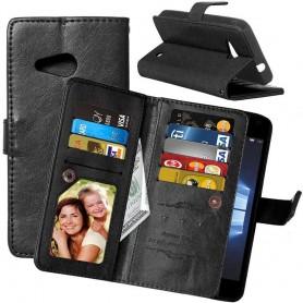 Dubbelflip Flexi Microsoft Lumia 550