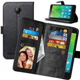 Mobilplånbok Dubbelflip Flexi 8-kort Lenovo C2