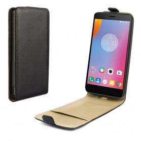 Sligo Flexi FlipCase mobilplånbok skal Lenovo K6 Note K53a48