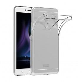 Lenovo K6 Note K53a48 silikon skal transparent