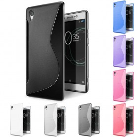S Line silikon skal Sony Xperia XA1 (G3116)