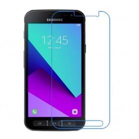 Skärmskydd av härdat glas Samsung Galaxy Xcover 4 SM-G390F, mobilskydd CaseOnline.se