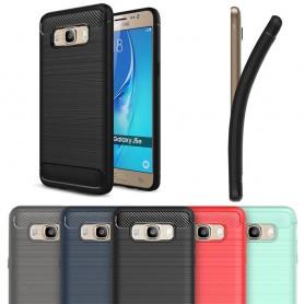 Borstat silikon TPU skal Samsung Galaxy J5 2016 SM-J510F CaseOnline.se