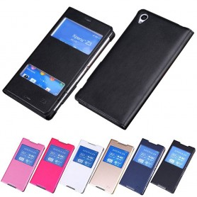 S-View FlipCover Xperia Z3 (D6603) mobil fodral skydd