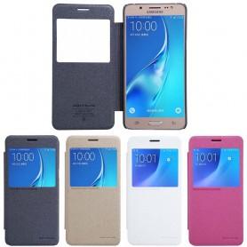 FlipCover Nillkin Sparkle Samsung Galaxy J5 2016 mobil skal CaseOnline.se