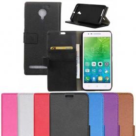 Mobilplånbok Lenovo Vibe C2 mobil skal skydd caseonline.se
