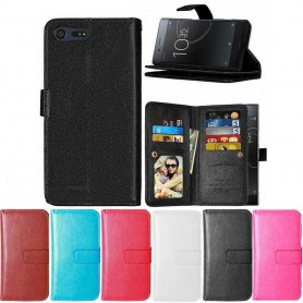 Dubbelflip Flexi Sony Xperia XZ Premium