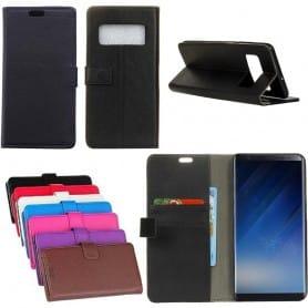 Mobilplånbok 2-kort Samsung Galaxy Note 8 SM-N950F mobil fodral