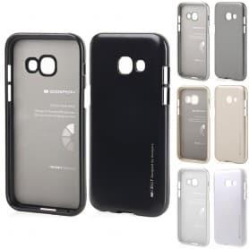 Mercury i Jelly Metal skal Samsung Galaxy A5 2017 SM-A520F silikon skydd