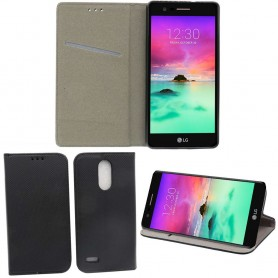 Moozy Smart Magnet FlipCase LG K10 2017 (M250N) mobilskal skydd fodral